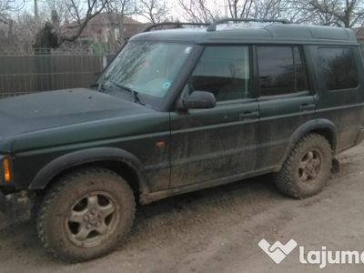 used Land Rover Discovery 2.5, TD, 2003