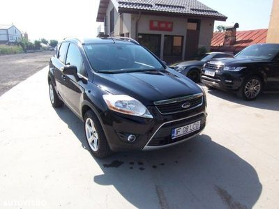 second-hand Ford Kuga din 2008