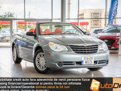 second-hand Chrysler Sebring Cabriolet