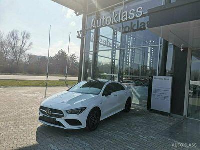 second-hand Mercedes CLA250 e Coupe