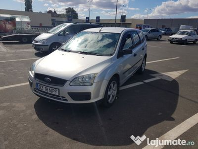second-hand Ford Focus an 2007 1.6 TDCi