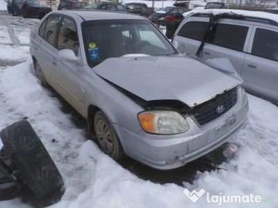 second-hand Hyundai Accent 1.5crdi