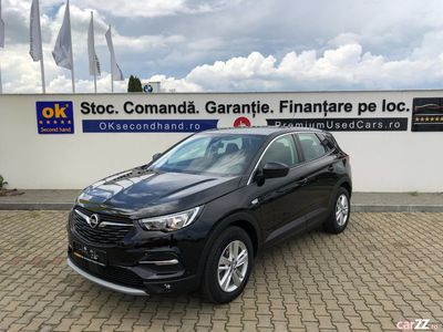 second-hand Opel Grandland X | Innovation |1.2Turbo | 130CP | AT8 | 2020
