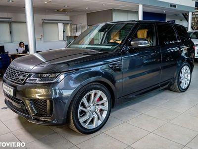 second-hand Land Rover Range Rover Sport Hybrid