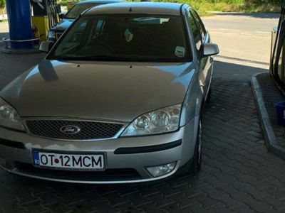 second-hand Ford Mondeo 2005