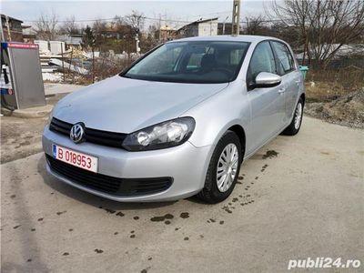 second-hand VW Golf 6/ EURO 5
