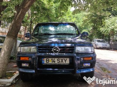 second-hand Ssangyong Musso Suv auto