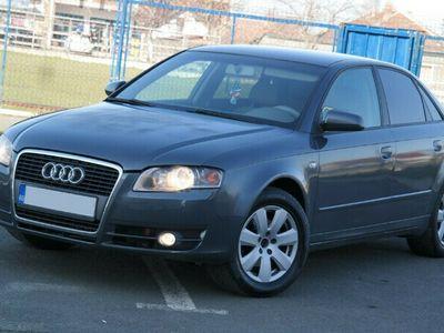 second-hand Audi A4 B7 Sedan - an 2008, 2.0 Tdi (Diesel)