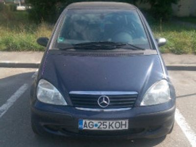 second-hand Mercedes A160 VERSIUNE LUNGA