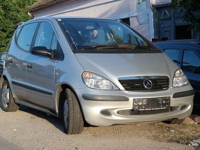 second-hand Mercedes A170 A