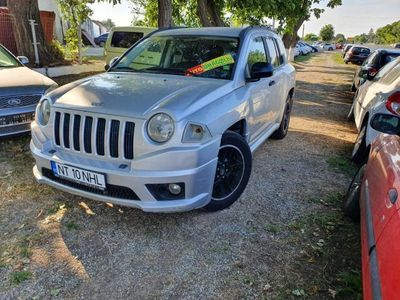 second-hand Jeep Compass 4 x 4 diesel