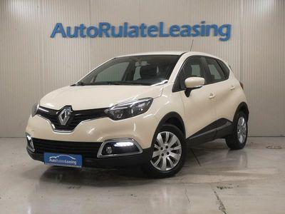 second-hand Renault Captur din 2014