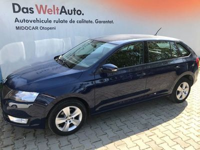 second-hand Skoda Rapid Spaceback SmallFleet Amb. 1.4 TDI
