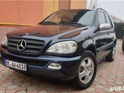 second-hand Mercedes ML320 Clasa ML