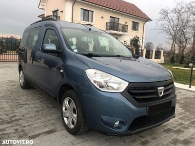 second-hand Dacia Dokker 1.2 TCE 115 Cp 2014 Euro 5