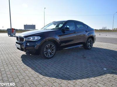 second-hand BMW X6 3.0 Diesel 258 Cp X-Drive M-Pachet Individual Euro 6