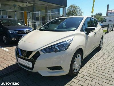 second-hand Nissan Micra IG-T