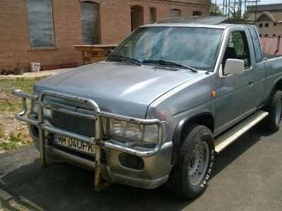 second-hand Nissan King Cab Pick-up 2.5D D21