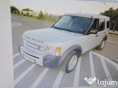second-hand Land Rover Discovery An 2006