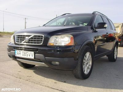 second-hand Volvo XC90