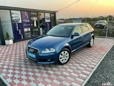 second-hand Audi A3 | 1.6 benzina | 102 CP | 2009 | EURO 5 | 204.000 KM