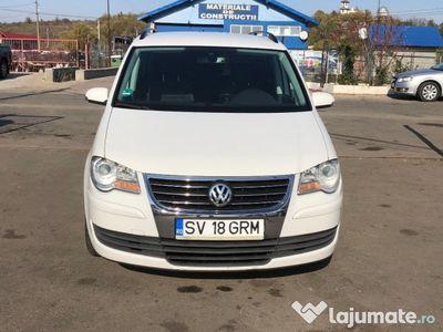second-hand VW Touran 2,0 tdi 2008 automat accept variante !!!