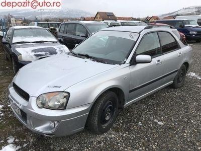 second-hand Subaru Impreza 2003