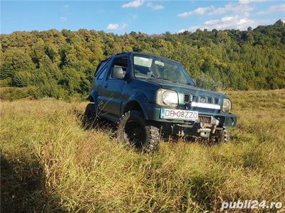 second-hand Suzuki Jimny