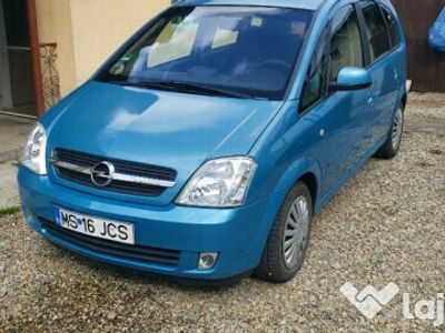 second-hand Opel Meriva 1.6 benzina