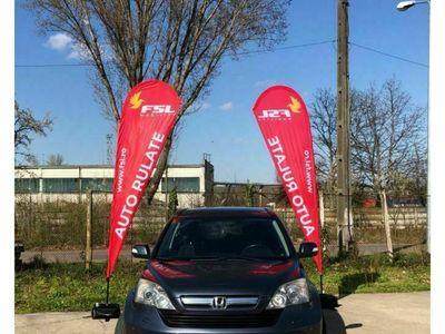 second-hand Honda CR-V 2.2
