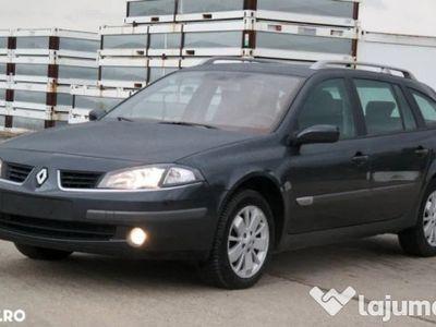 second-hand Renault Laguna II - an 2007, 1.9 Dci (Diesel)