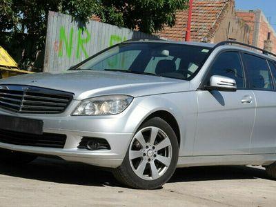 second-hand Mercedes C200 / C220 - an 2009, 2.2 Cdi (Diesel)