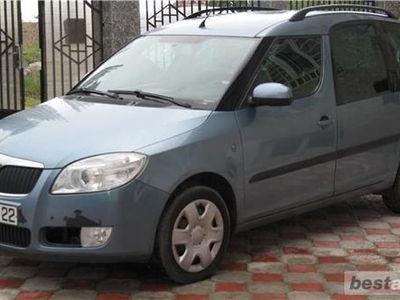 used Skoda Roomster (Vw Caddy), 1.9 Tdi Diesel, an 2006