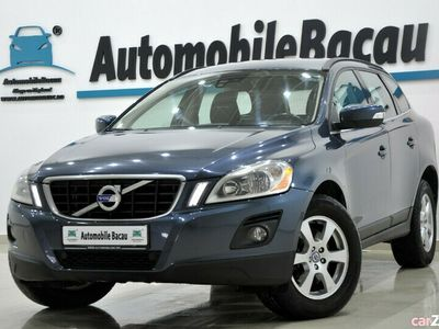 second-hand Volvo XC60 2.4d 205cp awd (4×4) automata 2010