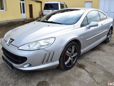 second-hand Peugeot 407 Coupe 2.7 HDi 240 Cp 2006 Automat Model