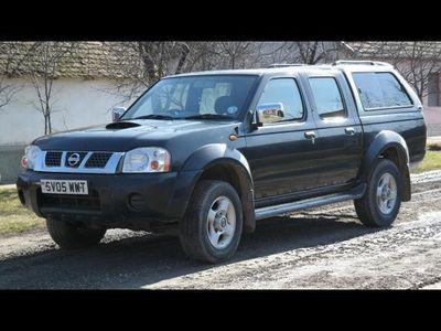 second-hand Nissan Navara 4X4 - an 2005, 2.5 Dci (Diesel)