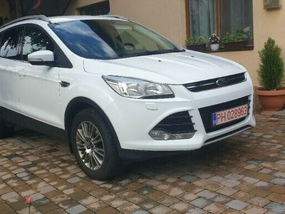 second-hand Ford Kuga 2.0-184 cp
