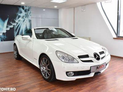 second-hand Mercedes SLK200 SLK