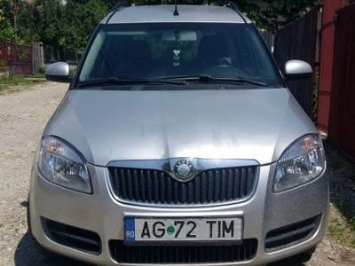 second-hand Skoda Roomster 2010
