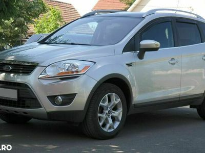 second-hand Ford Kuga EURO 5 - an 2010, 2.0 Tdci (Diesel)