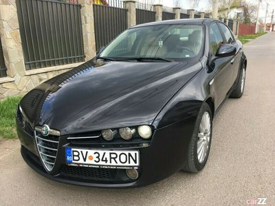 second-hand Alfa Romeo 159 2.4 JTDm, 200CP, toate dotarile