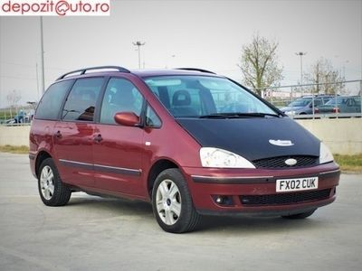 second-hand Ford Galaxy 2002