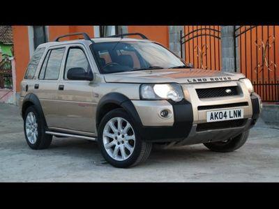second-hand Land Rover Freelander 4x4 - an 2004, 2.0 (Diesel)