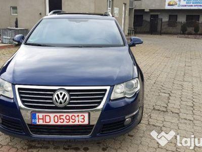 second-hand VW Passat hightline extra full