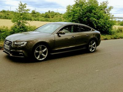 second-hand Audi A5 s-line 2015