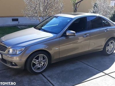 second-hand Mercedes C220 2.2 CDi 170 Cp 2010