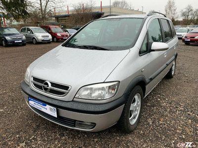 second-hand Opel Zafira 1.8 Benzina 125 cp