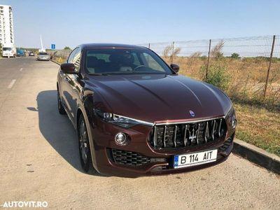 second-hand Maserati Levante