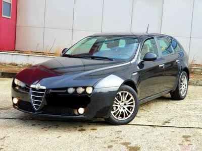 second-hand Alfa Romeo 159 1.9JTDm 116cp 2009 Klima Piele Navi Full