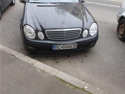 second-hand Mercedes E270 Clasa E